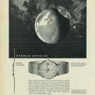 1965 Eterna Watch Company Eterna Matic 1965 Swiss Ad Grenchen Switzerland  Suisse Advert