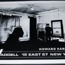 Howard Kanovitz Vintage 1969 Art Ad Waddell Gallery NY Advertisement