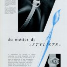 1959 Du Metier de Styliste 1959 Swiss Magazine Article Horology Horlogerie