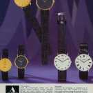1976 Alpina Watch Company Biel Bienne Switzerland 1976 Swiss Ad Suisse Advert Horology Horlogerie