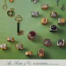 1976 Jeweler Alex Rotter & Cie Luzern Switzerland 1976 Swiss Ad Suisse Advert