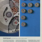 1976 Portescap Tavescap Company Tavannes Switzerland 1976 Swiss Ad Suisse Advert Horlogerie Horology