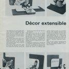 1976 Grafidec Watch Company Jean-Pierre Mury Vintage 1976 Swiss Ad Suisse Advert