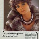 1976 Les Fascinantes Perles des Mers du Sud 1976 Swiss Magazine Article Suisse