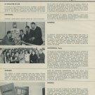 LeCoultre Benrus Longines Omega Bulova Hamilton 1967 Swiss Magazine Clipping Horlogerie Horology