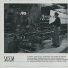 1964 SADEM Societe Anonyme d'Electro-Chimie et d'Electro-Metallurgie 1964 Swiss Ad Suisse Advert