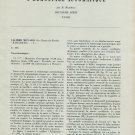 1965 Movado Kingmatic A Remontage Automatique 1965 Swiss Magazine Article Horlogerie Horology