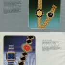Montres et Bijoux 1976 Switzerland Swiss Magazine Clipping Horlogerie Horology