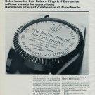 1976 Rolex Watch Company Awards for Enterprise 1976 Swiss Magazine Article Horlogerie Horology