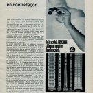 1963 Mido Gagne un Proces en Contrefacon 1963 Swiss Magazine Article Horlogerie Horology