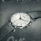 1953 Certina Watch Company Switzerland Vintage 1953 Swiss Ad Suisse Advert Horlogerie Horology