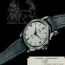 1953 Rodania Watch Company Grenchen Switzerland  Vintage 1953 Swiss Ad Suisse Advert Horology