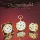 Swiza Clock Company Delemont Switzerland 1980 Swiss Ad Suisse Advert Horlogerie Horology
