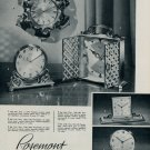 1955 Rosemont Clock Company Rosemont Geneve Maurice Imhof Vintage 1955 Swiss Ad Suisse Advert