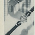 1953 Dogma Watch Company Switzerland Vintage 1953 Swiss Ad Suisse Advert Arthur Dorsaz & Co.