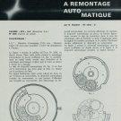 1967 Eta Watch Company Switzerland 1967 Swiss Magazine Article by B. Humbert Horology Horlogerie