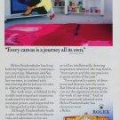 Helen Frankenthaler Rolex Watch Company 1994 Ad Magazine Advert Advertisement