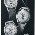 1951 Orfina Watch Company Switzerland Vintage 1951 Swiss Ad Suisse Advert Horology