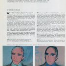 1975 Andy Warhol and the Society Icon Vintage 1975 Art Magazine Article by David Bourdon