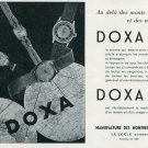 1946 Doxa Watch Company Le Locle Switzerland Vintage 1946 Swiss Ad Suisse Advert Horology