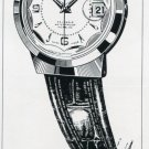 1956 Orano Watch Company Switzerland Vintage 1956 Swiss Ad Suisse Advert Horology