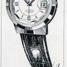 1956 Orano Watch Company Switzerland Vintage 1956 Swiss Ad Suisse Advert Horology