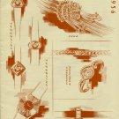Montres et Bijoux Geneva 1956 Vintage Swiss Magazine Article Clipping Horlogerie Horology