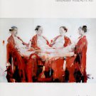 Alex Kanevsky Proserpine 2009 Art Exhibition Ad Advert