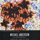Michael Anderson Cerberus 2009 Art Exhibition Ad Advert