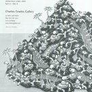 Ryo Toyonaga 2009 Art Exhibition Ad Advert