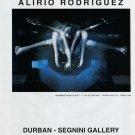 Alirio Rodriguez 1994 Art Ad Advert Hombre Siglio XXI