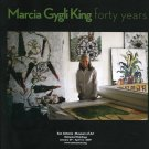 Marcia Gygli King Forty Years 2009 Art Exhibition Ad Advert