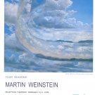 Martin Weinstein Four Seasons 2009 Art Exhibition Ad Advert