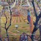 John Moore Thirteen Miles from Paradise 2009 Art Exhibition Ad Advert