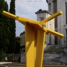 John Henry 2009 Art Exhibition Ad Advert