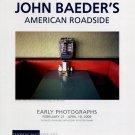 John Baeder American Roadside 2009 Art Exhibition Ad Advert