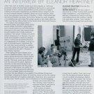 Shirin Neshat Interview 2009 Magazine Article Iranian Artist