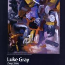 Luke Gray Deep Skins 2009 Art Exhibition Ad Advert
