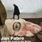 Jan Fabre From the Feet to the Brain 2009 Art Exhibition Ad Advert