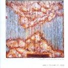 Elise Wagner 2009 Art Exhibition Ad Advert Cloudburst