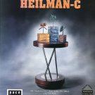 Heilman-C 1997 Art Exhibition Ad Advert