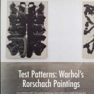 Andy Warhol Test Patterns: Warhol's Rorscharch Paintings 1997 Magazine Article