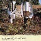 Carol Kreeger Davidson 1997 Art Exhibition Ad Advert Days of Danger