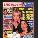 Heilman-C 1997 Art Ad Advert Mock National Enquirer Cover Michael Jackson