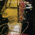 James Havard 1997 Art Exhibition Ad Advert