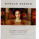 Mersad Berber 2002 Art Exhibition Ad Advert