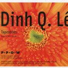 Dinh Q. Le 2006 Art Exhibition Ad Advert