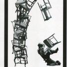 Javier Pinon 2006 Art Exhibition Ad Advert