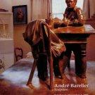 Andre Barelier 1983 Art Exhibition Ad Advert