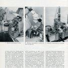 Axhor S.A. Entreprise d'Avant-Garde 1972 Swiss Magazine Article Horology